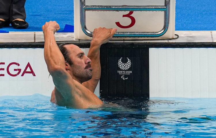 (Φωτ.: Ελληνική Παραολυμπιακή Ομάδα / Νίκος Καρανικόλας)