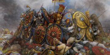 Battle of Myriokephalon 1176