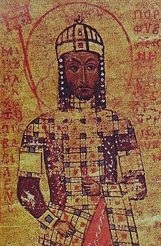 Byzantinos aftokratoras Manouil Komninos