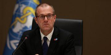 Ο Χανς Κλούγκε, διευθυντής του ΠΟΥ στην Ευρώπη (φωτ. αρχείου: EPA/Reuters)