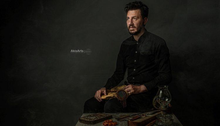 Ο Παναγιώτης Θεοδωρίδης (φωτ.: Akis Art Photography)