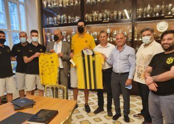 (Φωτ.: AEK Basketball Club)