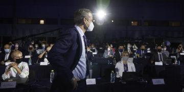(Φωτ.: Γραφείο Τύπου Πρωθυπουργού/ Δημήτρης Παπαμήτσος)
