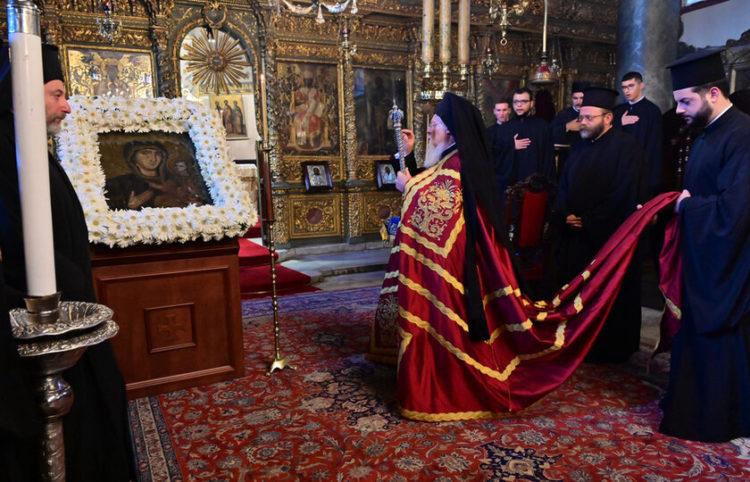 (Φωτ.: ΑΠΕ-ΠΕ/ Αρχιεπισκοπή Ανερικής/ Δημήτρης Πανάγος)