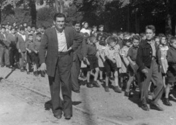 Παιδιά πρόσφυγες στη Ρουμανία (φωτ. wikipedia)