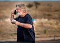 (Φωτ.: The New Mexican / Jim Weber)