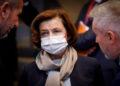 Η υπουργός Άμυνας της Γαλλίας (φωτ.: EPA/ Stephania Lecocq)