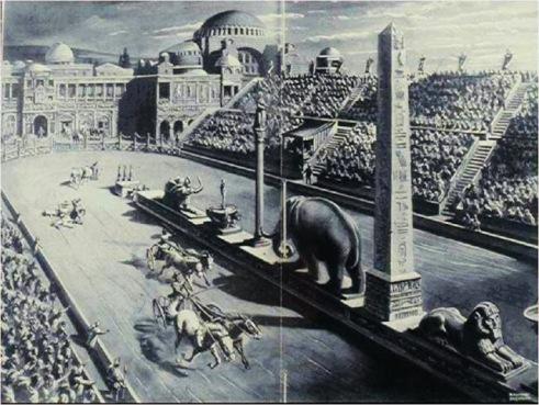 Ippodromos Byzantinon Konstantinoypoli