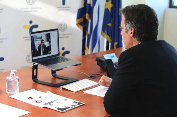 Ο μέχρι σήμερα πρόεδρος του ΕΟΔΥ Παναγιώτης Αρκουμανέας (φωτ.: facebook.com/arkouman)