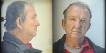 Ο 51χρονος που κατηγορείται για το βιασμό των ανήλικων ανιψιών του (φωτ.: astynomia.gr)