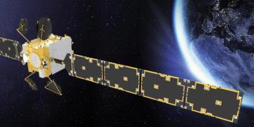 Ο δορυφόρος Syracuse 4A (πηγή: Thales Alenia Space)