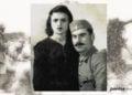 Ο Ιεροκλής Γωνιάδης και η γυναίκα του Ευθυμία (πηγή: «Ψηφιακή Σάντα»)