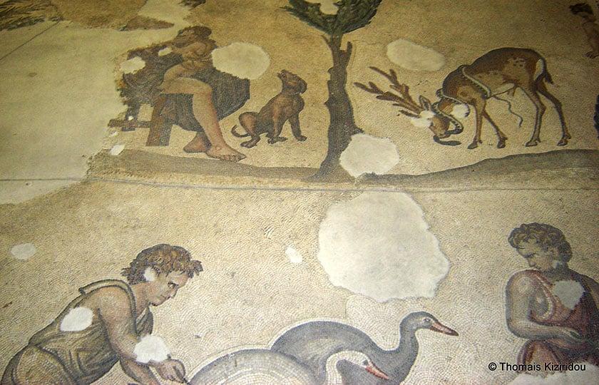 mosaiko megalo palati 2