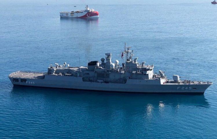 (Φωτ. αρχείου: EPA/ Turkish Defense Ministry)