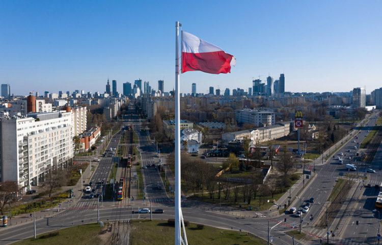 (Φωτ.: EPA / Leszek Szymanski Poland Out)