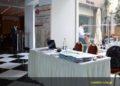 Εικόνα από την αίθουσα που έγιναν οι εκλογές της ΠΟΠΣ, το 2016, στην Κρήτη (φωτ. αρχείου: Β. Καρυοφυλλίδης)