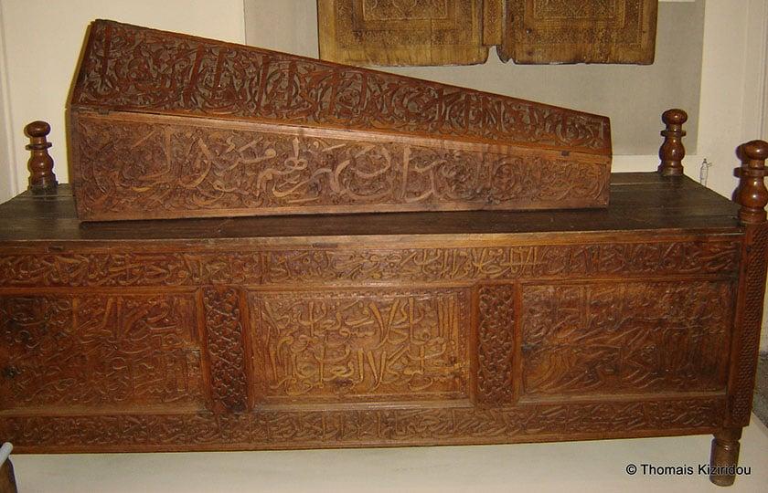 xylini sarkofagos moyseio